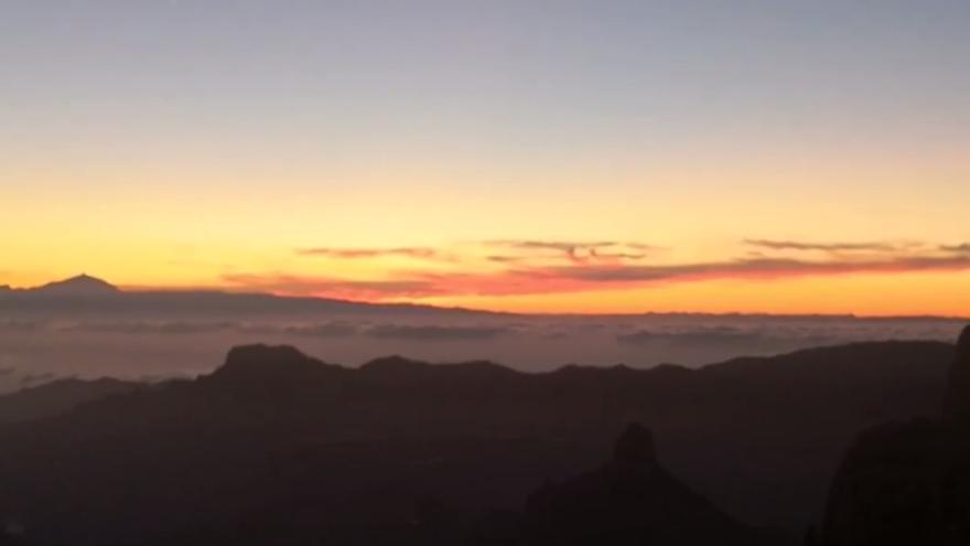 El calor da un respiro a Canarias este domingo