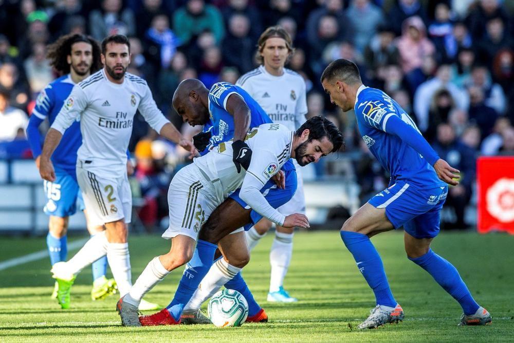 Getafe - Real Madrid