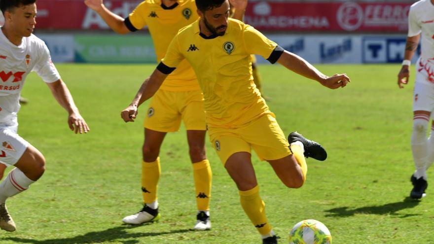 El Hércules encaja su primera derrota en pretemporada en Murcia (2-1)