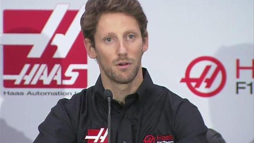 Grosjean volverá a subirse a un F1 gracias a Toto Wolff