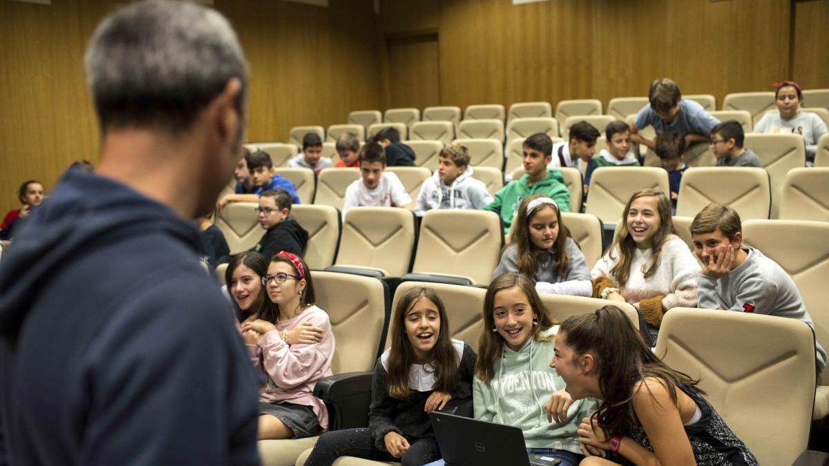 Jornada de Ciencia y Tecnología en el Parque Tecnológico de Galicia, Tecnópole / Brais Lorenzo