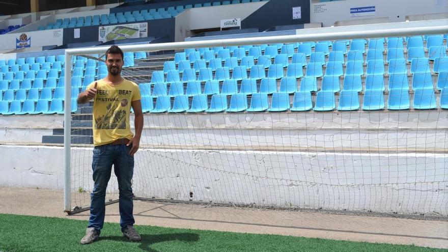 El Atlético Baleares ata el regreso del portero Xavi Ginard