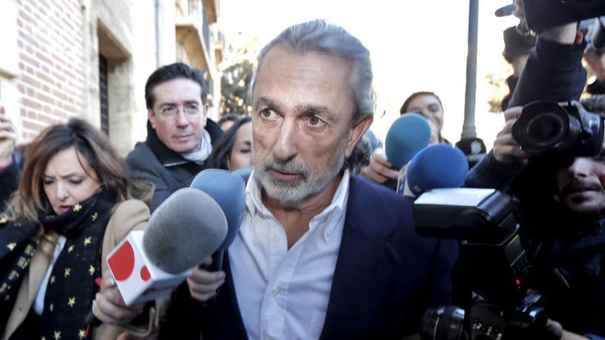 Correa y otras 20 personas irán a juicio por la trama Gürtel de Arganda del Rey