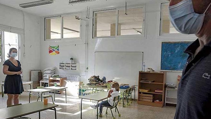 """""""La escuela será uno de los espacios más seguros de nuestra sociedad"""""""
