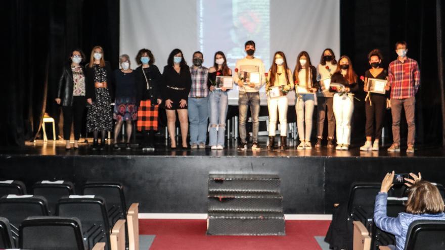 Primer premio literario Erasmus+  en la provincia