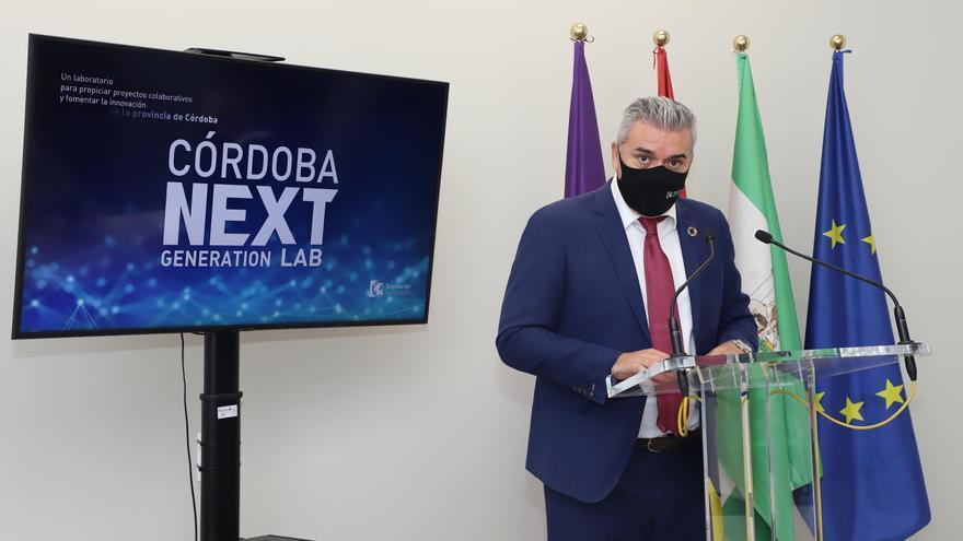 La Diputación de Córdoba pone en marcha un buscador inteligente de convocatorias de ayudas europeas