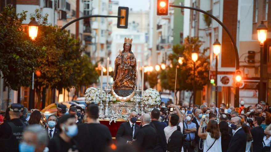 Málaga activa un dispositivo especial el domingo ante los traslados a la Catedral
