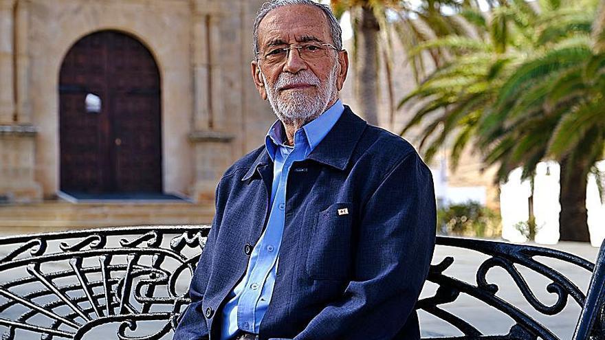 Gerardo Mesa será  el  pregonero de las fiestas de La Peña