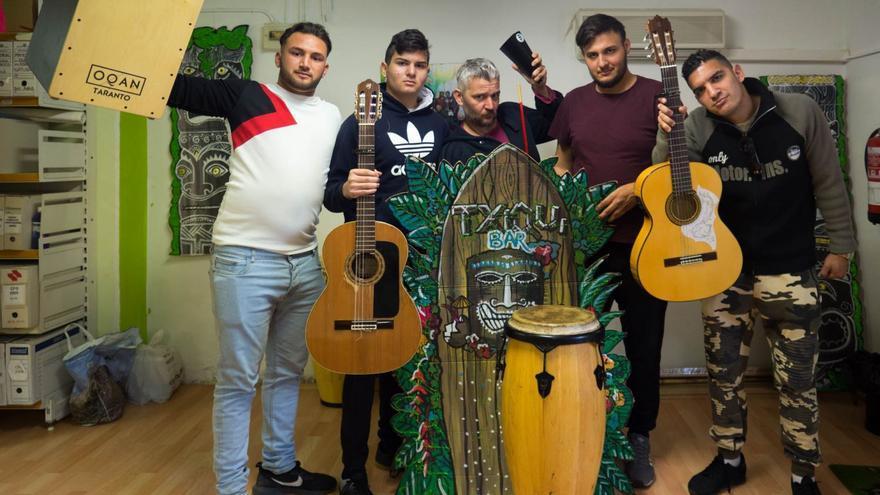 RUMBA 4G Rumba i flamenc amb molt de cor
