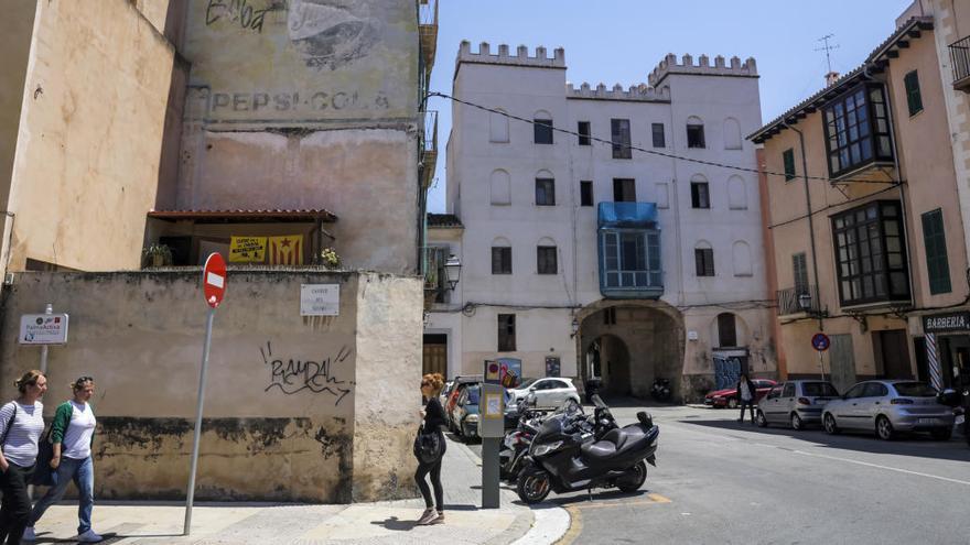 Templerkastell von Palma kann endlich restauriert werden