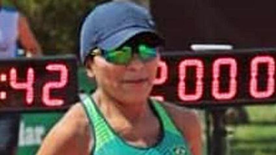 Mary Jose Tomaz gana las 24 horas de Burjassot