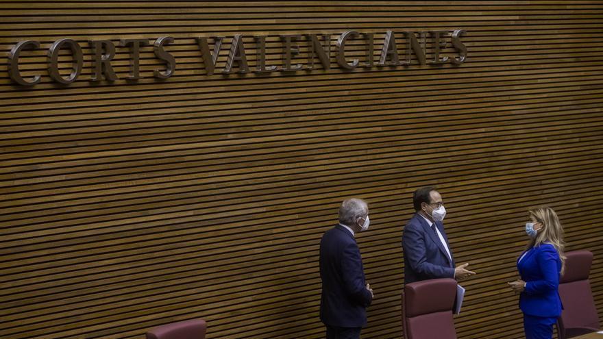 El Consell insiste en igualar el gasto  a la media española