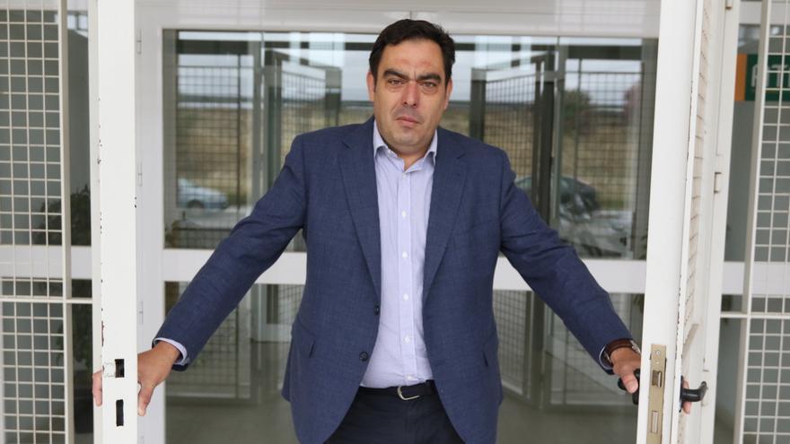 """Rafael Amor: """"La hostelería ha sido el sector que ha estado más abandonado"""""""