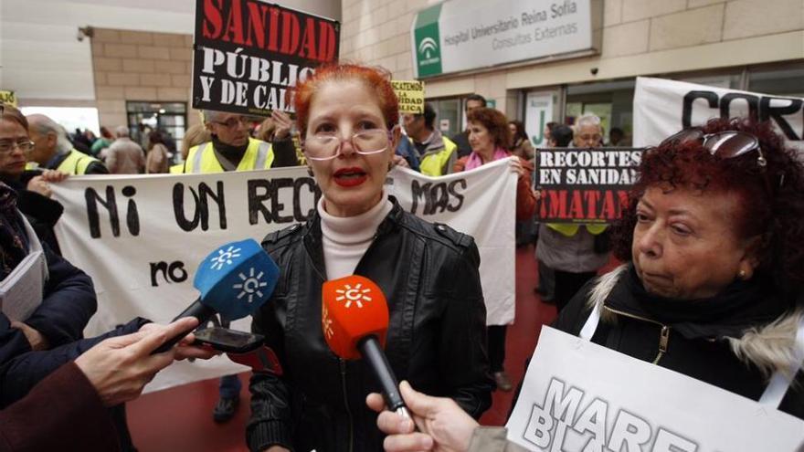 La Marea Blanca cordobesa contempla una gran manifestación para el mes de abril