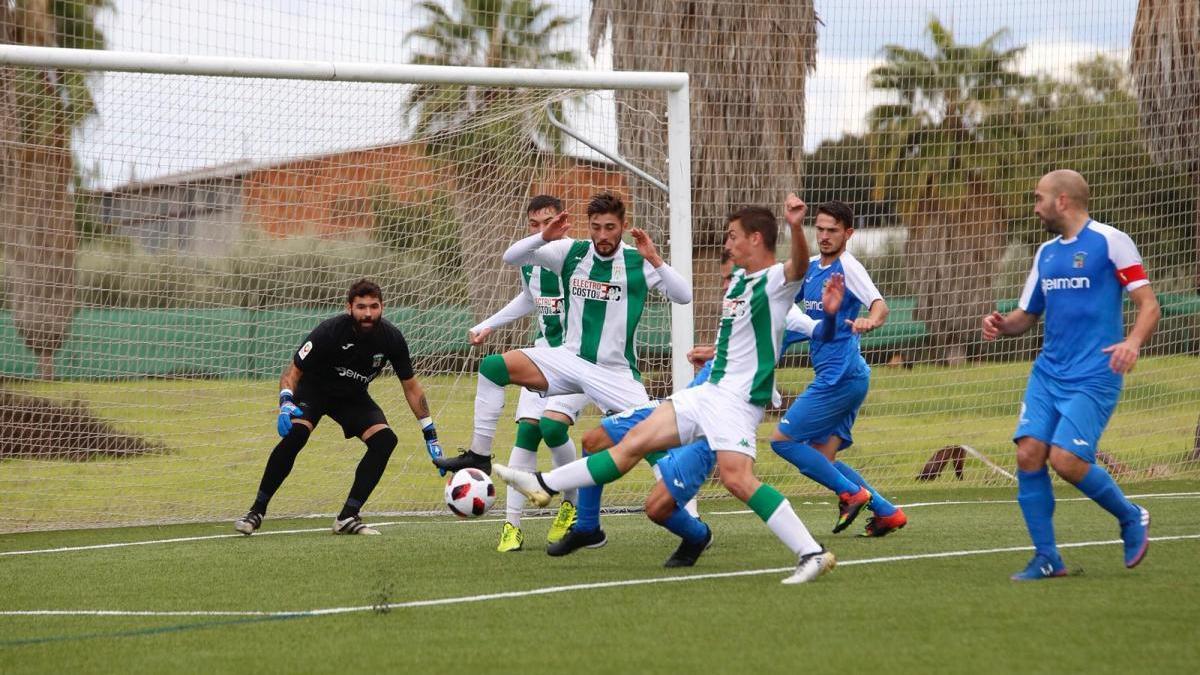 El Córdoba B sigue con paso firme (2-0)
