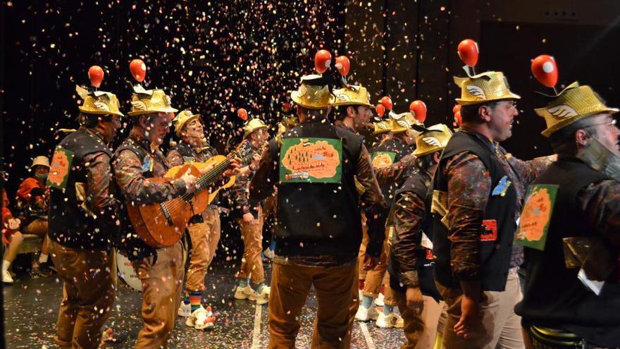 Ronda se viste de carnavales y celebra varias actuaciones durante los días del puente