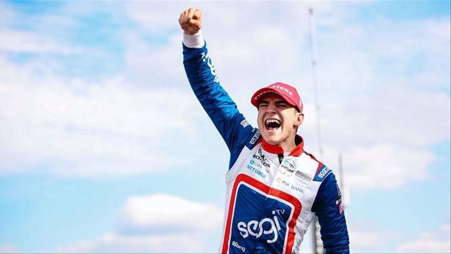 El español Àlex Palou conquista América al ganar el título de Indy Car