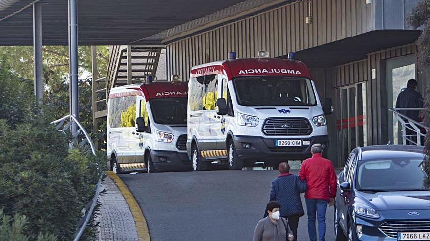 Un brote en el hospital de Xàtiva deja al servicio de oftalmología bajo mínimos