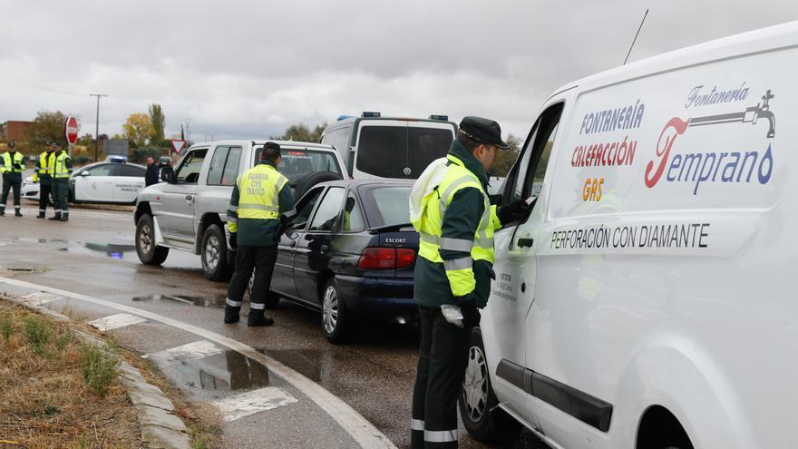 La llegada de viajeros a Zamora aumentó un 10% días antes del cierre de la comunidad autónoma