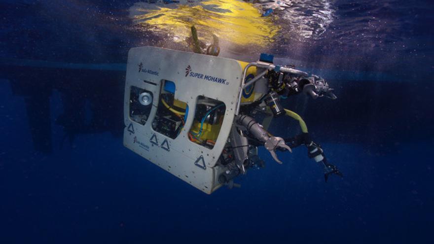 Tagoró: la incubadora de vida submarina