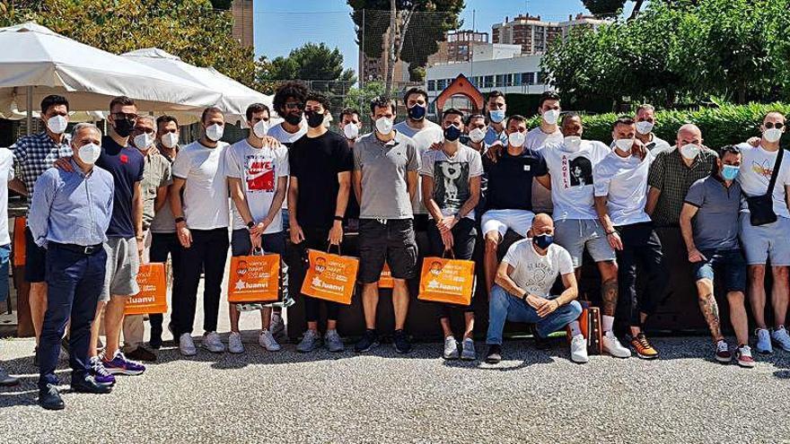 Cambios a la vista en el Valencia Basket