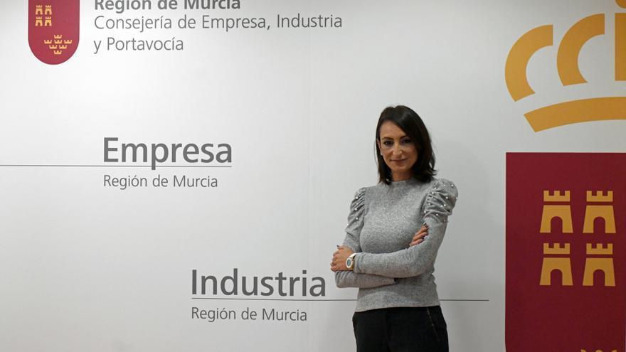 Valle Miguélez, Consejera de Empresa, Empleo, Universidades y Portavocía: «Las pymes de la Región no pueden perder el tren de la Industria 4.0»