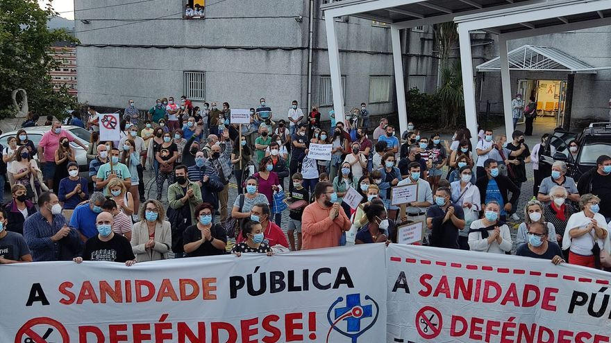 Ponteareas debatirá en pleno la petición de un nuevo centro de salud a la Xunta