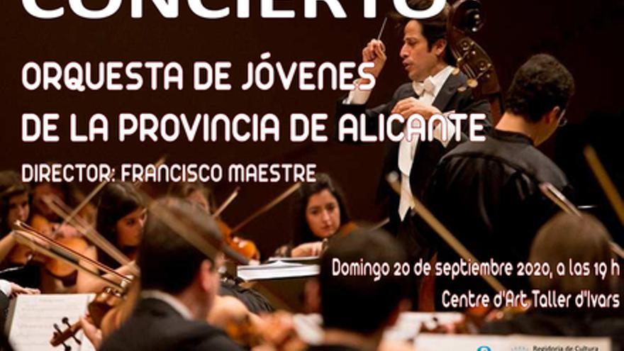 Orquesta de Jóvenes de la Provincia de Alicante