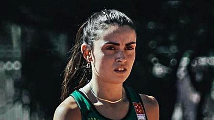 Marta Pla llega a     la final de los         800 metros del Nacional sub 23