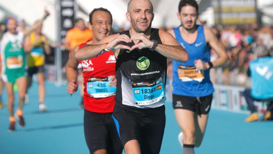 Cómo seguir a los corredores del Maratón València 2019 de manera personalizada