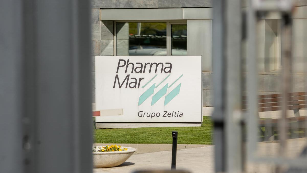Sede de PharmaMar.