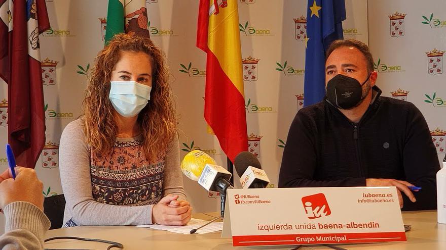 IU Baena propone que se cree una patrulla verde en la Policía