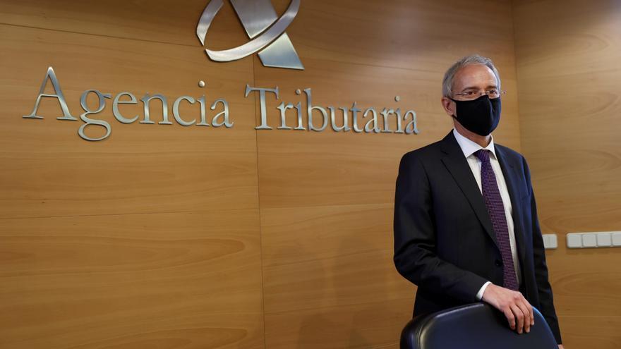 Hacienda prevé una campaña de la renta con menos devoluciones por los ERTE