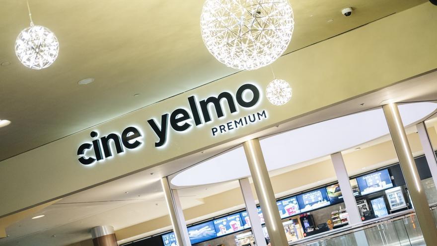 Canarias se libra del cierre temporal de los multicines Yelmo en todo el país