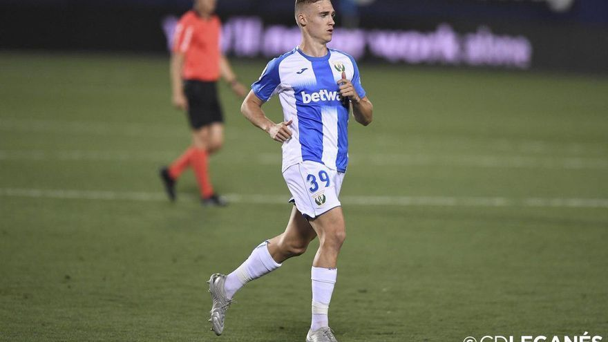 Manu Garrido, nuevo delantero del Hércules