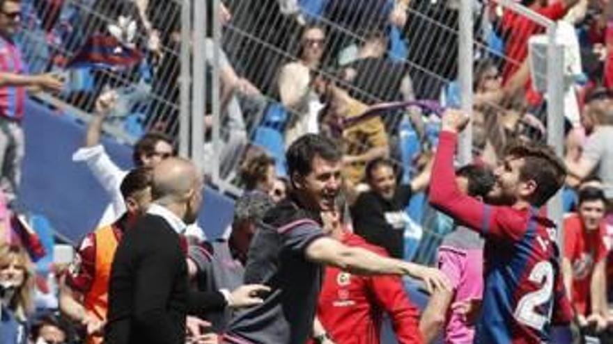 El Llevant deixa la permanència a prop i condemna un Las Palmas desafortunat