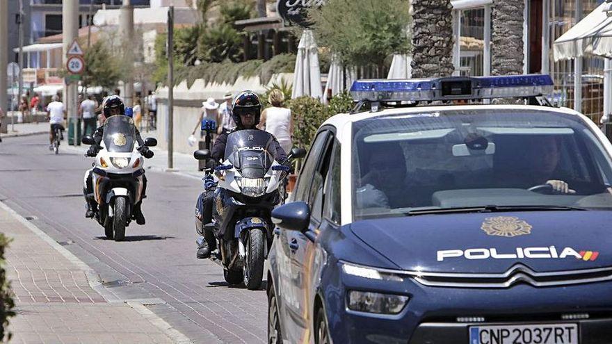 Drogen an Urlauber verkauft: Festnahmen bei Razzia an der Playa de Palma