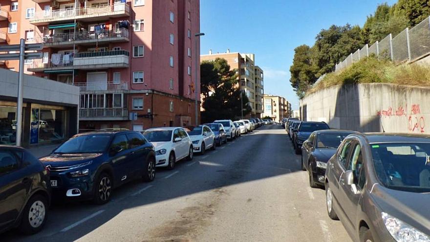 Queixes contra conductors temeraris que estavellen els cotxes a Figueres