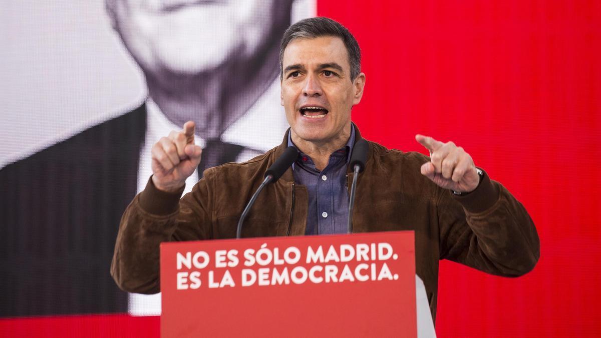 Pedro Sánche,.
