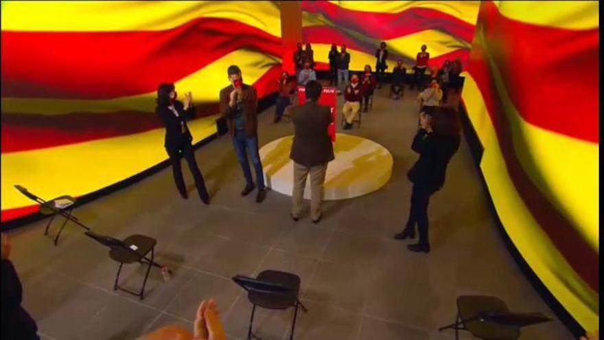 Elecciones Cataluña 2021: Así fue el cierre de campaña electoral para los principales candidatos