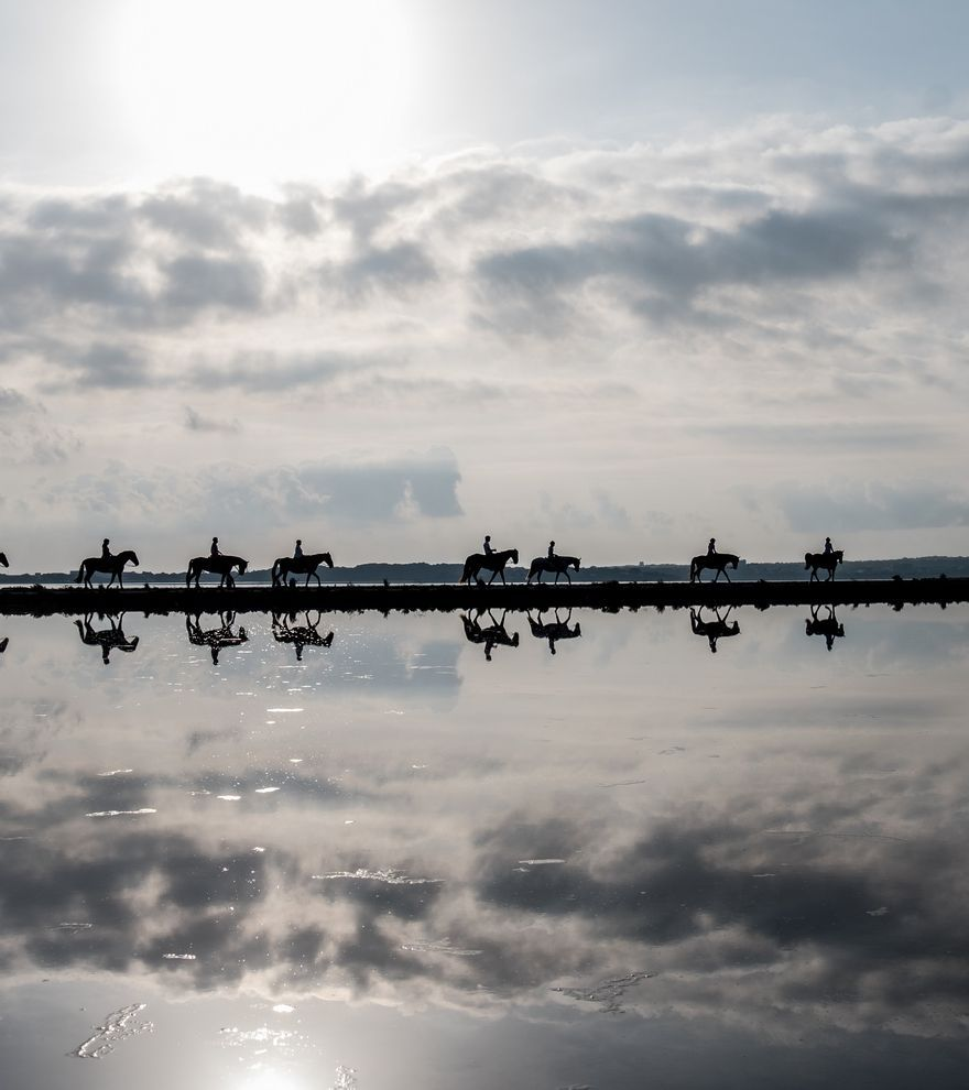 Dos fotógrafas 'Magnum' en Formentera