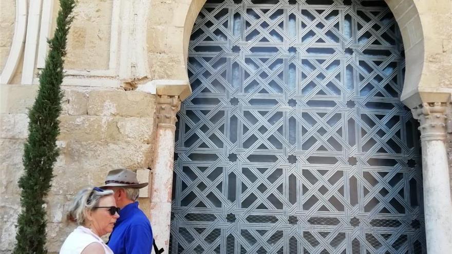 El TSJA obliga a reponer la celosía retirada en 2017 para abrir la segunda puerta de la Mezquita