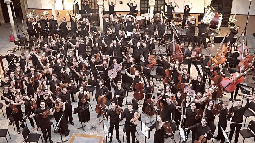 Más de 200 jóvenes se incorporan a la Orquesta Joven de Andalucía