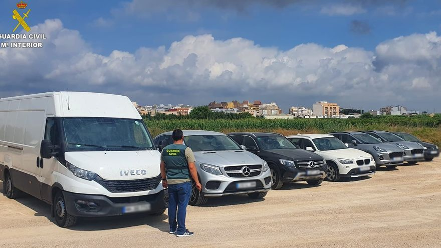 Una organización criminal vinculada a la mafia calabresa actúa en Castellón
