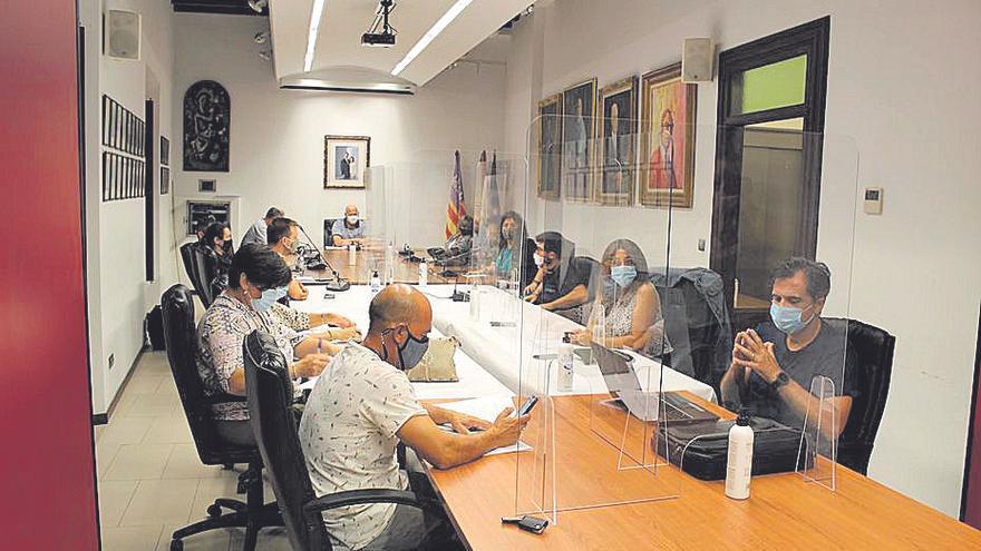 La oposición de Binissalem abre la puerta a una posible moción de censura