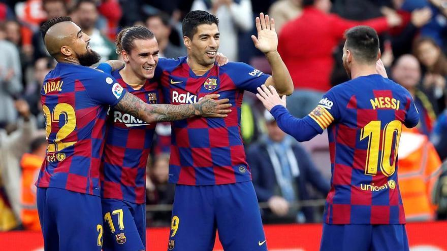 LaLiga Santander: Barcelona - Alavés