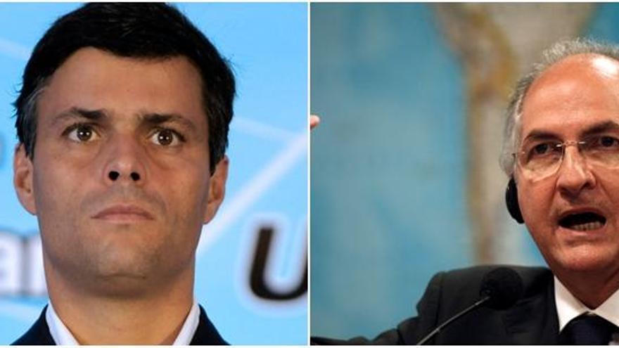 El Supremo venezolano dice que Leopoldo López y Ledezma planeaban fugarse