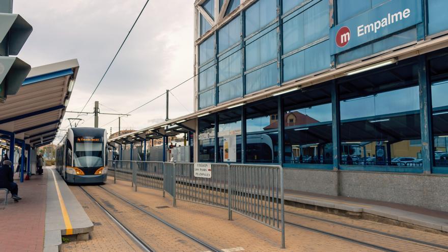 Las obras de soterramiento de Metrovalencia en Empalme durarán dos años y costarán 9,7 millones