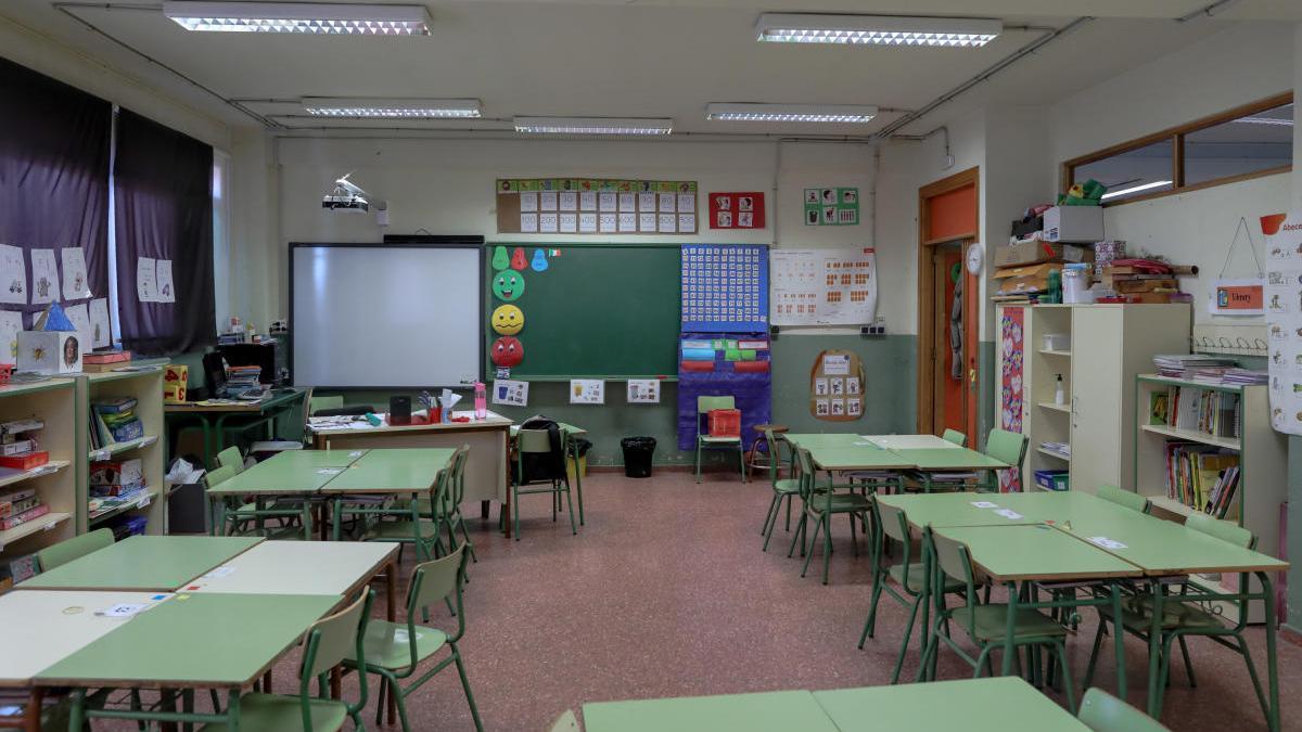 Educación abre el plazo para clases de refuerzo en julio en primaria y secundaria