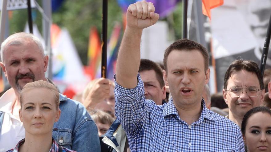 Los médicos rusos dicen que Navalni no fue envenenado